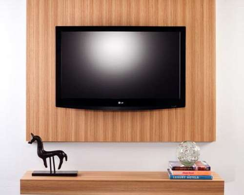 Wall Mounted LCD TV